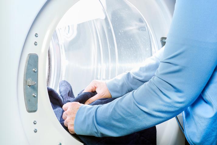 Wäsche trocknen mit Erdgas: 150 Euro sichern!