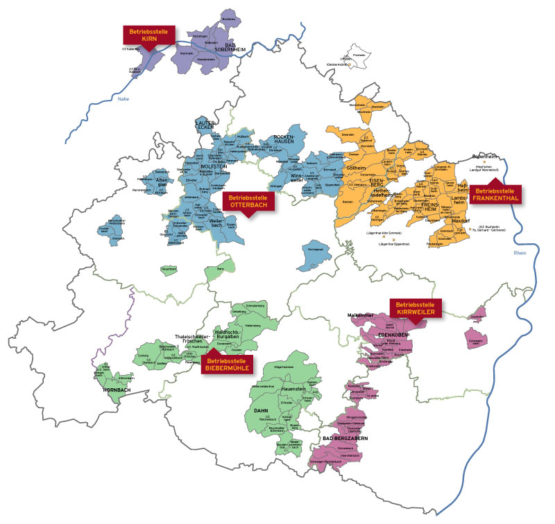 Beliebt Netze – PFALZGAS GmbH VP16