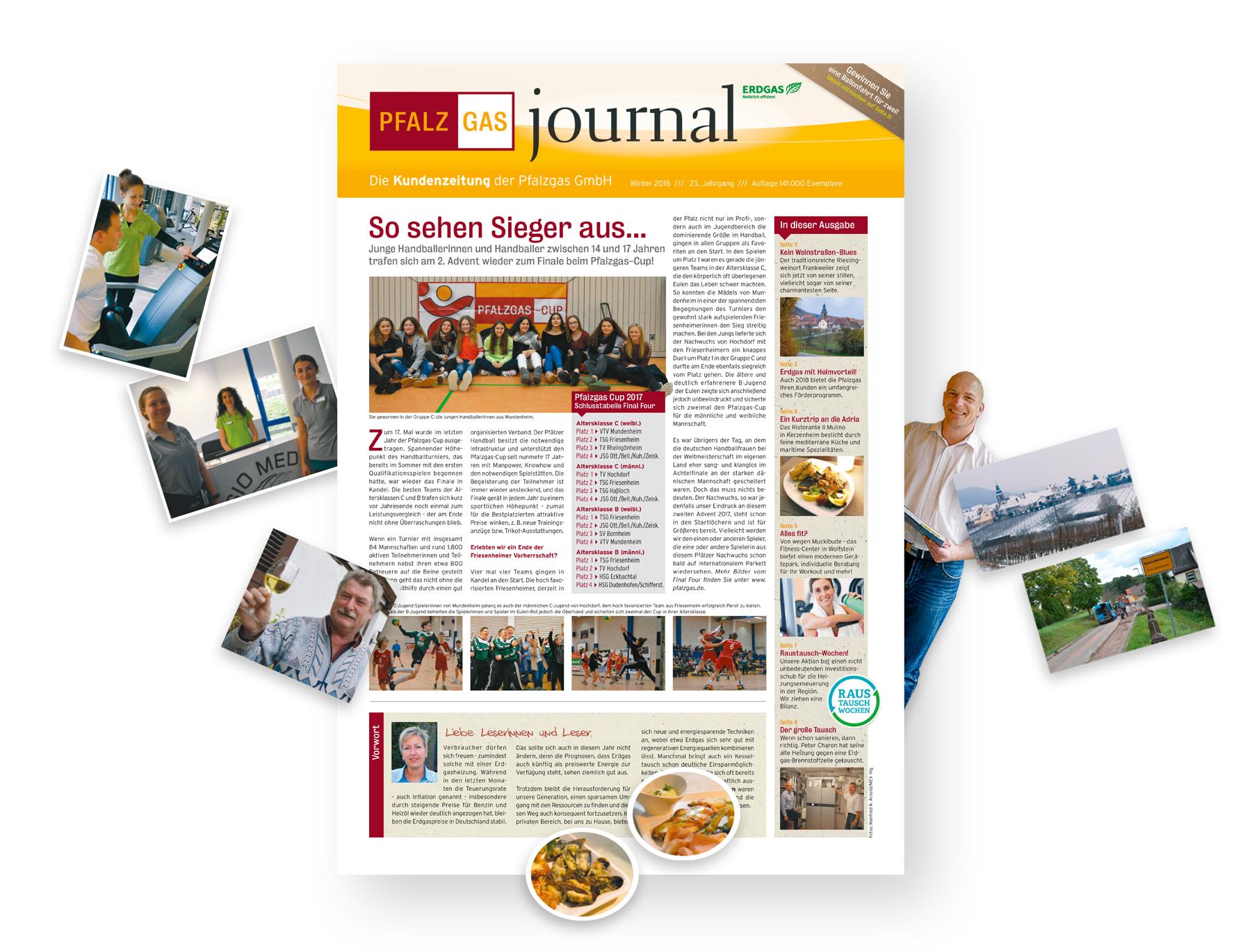 Pfalzgas Journal